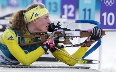 Biatlon (Hanna Oeberg)