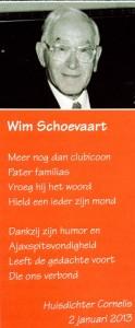 Wim Schoevaart